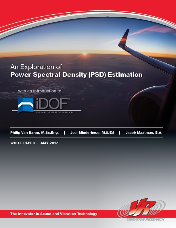 iDOF® Whitepaper Download - Vibration Research