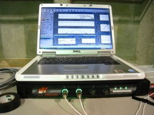 VR9500 Revolution controller runs multiple specimens to destruction using NAVMAT profile