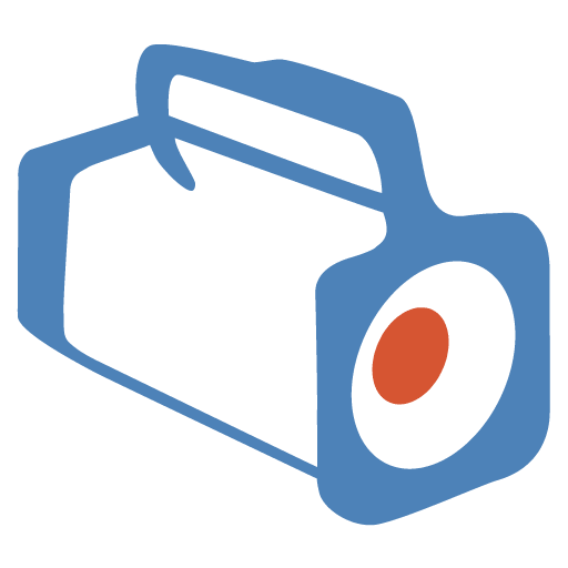 VR Mobile Light Strobe Icon
