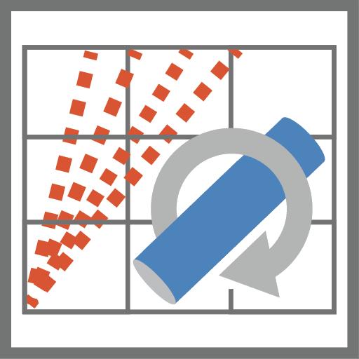 Order analysis software logo VR